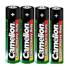 Batterij Camelion AAA (per set van 4)