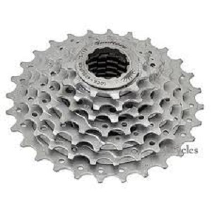 Cassette 7-speed 12-28T, SunRace