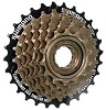 Opschroef Freewheel 6-speed 14-28T, Shimano BR