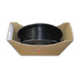 Buitenkabel 2,5x5mm zwart [per meter]