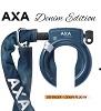 Ringslot Axa Defender + insteekketting (Vintage Edition) 100cm